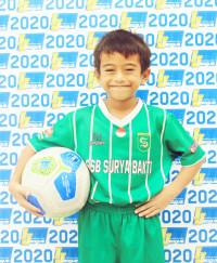 MUHAMMAD AL-FATHIN GUNAWAN | Indonesia Junior League