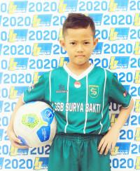 IBNI ROFIQUL A'LA | Indonesia Junior League