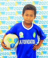 GILBERT EBENHAIZER AIBOY | Indonesia Junior League