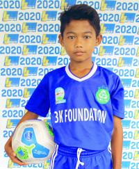 MUHAMAD FAJRIANNUR UBAIDILLAH | Indonesia Junior League