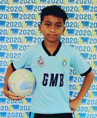 MUHAMMAD HAIKAL HARAHAP | Indonesia Junior League