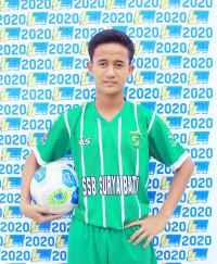 MUHAMMAD DZULFIKAR CHANIAGO | Indonesia Junior League