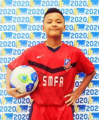 SATRIO BISMO WIBOWO | Indonesia Junior League