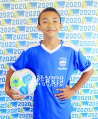 REZVAN YOVELA PRADANA   Indonesia Junior League