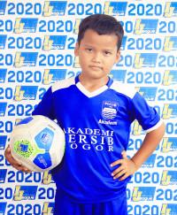 QYSHAWN FAZLURRAHMAN HISYAM | Indonesia Junior League