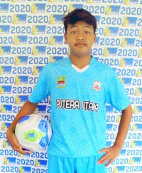 WAHYU PRASETYA SANJAYA | Indonesia Junior League