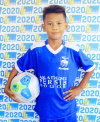 MUHAMMAD DIMAS | Indonesia Junior League