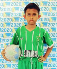 APRYANSYAH   Indonesia Junior League