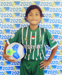 RIFAN LUTHFI IRDIYANTO | Indonesia Junior League