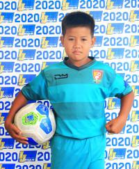 IZZAM RIDWANSYAH | Indonesia Junior League