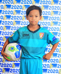ALEXANDER JHONATHAN GLORY | Indonesia Junior League