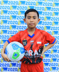 RAYI RIJAL URRAFI | Indonesia Junior League