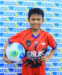 WILDAN AGRADITYA | Indonesia Junior League