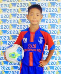VALEN BASTIAN EFENDI | Indonesia Junior League