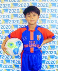 CHEVAN ABID AQILA PRANAJA | Indonesia Junior League
