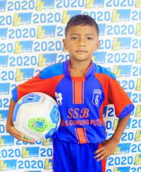 JUNIO KEN PUTRA | Indonesia Junior League