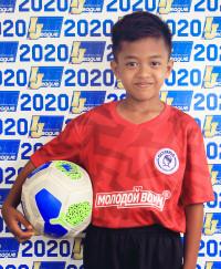 MUHAMMAD ZAKYUDIN | Indonesia Junior League