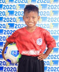 AUFAR ATHAYA SHAKI  ISKANDAR | Indonesia Junior League