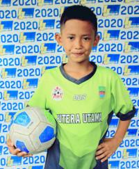AHMAD MUSLIM | Indonesia Junior League