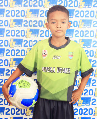ALVIN ALVARO APRIANSYAH | Indonesia Junior League