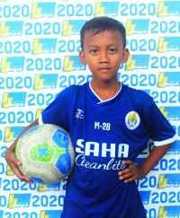 MUHAMAD FIRGHI ROHMATULLOH | Indonesia Junior League
