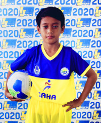 AHMAD SAHIL RIFKI | Indonesia Junior League