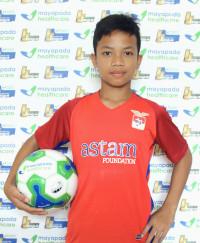 ALVIN ALFAREZA   Indonesia Junior League