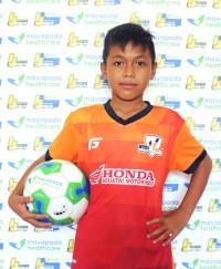 MUHAMMAD ZULFAN DJIAULHAQ MUKTI   Indonesia Junior League