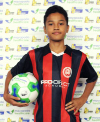 ZAIDAN ZUHAYR KUSUMA   Indonesia Junior League