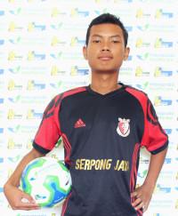 RANDI ILHAM | Indonesia Junior League