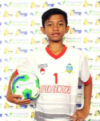 MUHAMMAD MUTHI DZULKARNAEN | Indonesia Junior League