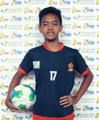 ODILO PINUTUSTA PUNCAK GEDE   Indonesia Junior League