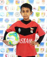 AHMAD DARWIS ALMALKI | Indonesia Junior League