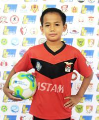 JOHANES ADITYA HENRI R | Indonesia Junior League