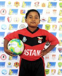 SATRIA ALMERO | Indonesia Junior League