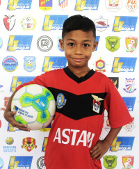 ALIF RIZAL MUARIB | Indonesia Junior League