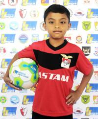 RAEZER MUHAMMAD DELMORA | Indonesia Junior League