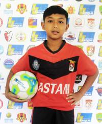 TAFFAREL RAFA RADITIYA | Indonesia Junior League