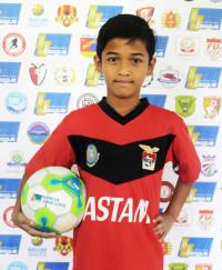 M. FAY AZHAR | Indonesia Junior League