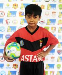HAKAM HUMAMI BURHAN | Indonesia Junior League
