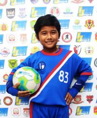 MUHAMMAD DIEGO ASLAN ALFATHI | Indonesia Junior League