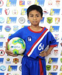 RAFIDZ DENSHIRA L | Indonesia Junior League