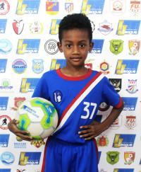 DIALLO ABDOUL AZIZ | Indonesia Junior League