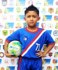 BEVIN DANISHY MUSTOFA | Indonesia Junior League