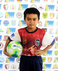 RAFI SEPTIAN PRATAMA | Indonesia Junior League