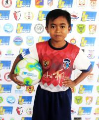 HAIKAEL ISLA SETIAWAN   Indonesia Junior League