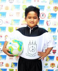 MUHAMMAD HAIDAR AZIZI | Indonesia Junior League
