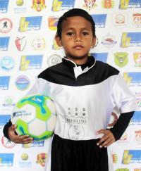 ARDAN MUHAMMAD AL FARRAS | Indonesia Junior League