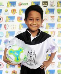 RUNAKO ZICO ARJURO | Indonesia Junior League