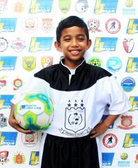 MARIO ASYRAF | Indonesia Junior League